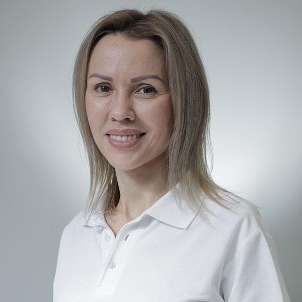Попкова Людмила Валерьевна